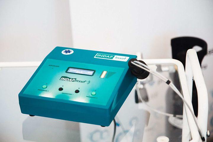 INDAP-INSUF-аппарат для карбоксотерапии