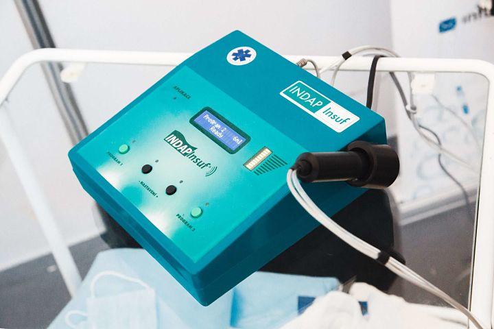 INDAP-INSUF аппарат для карбоксотерапии